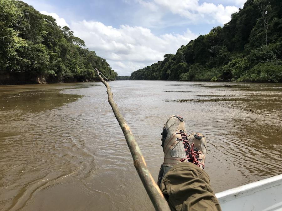 Piranha Fishing in the Rainforest Rivers of Guyana