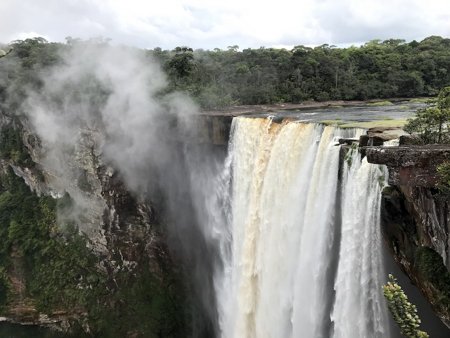 Guyana's Kaieteur Falls: One of South America's Best Waterfalls
