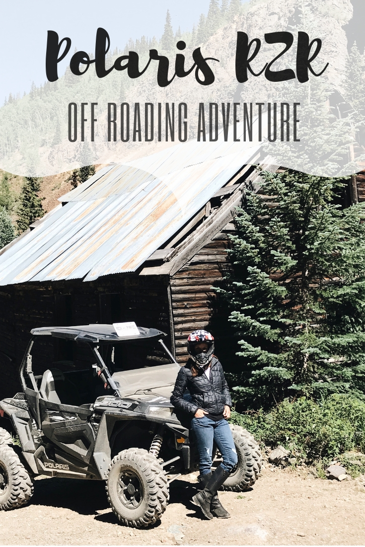 San Juan Mountains: Off Roading Colorado's ATV Trails in a