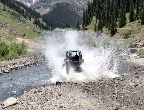 San Juan Mountains: Off Roading Colorado's ATV Trails in a Polaris RZR