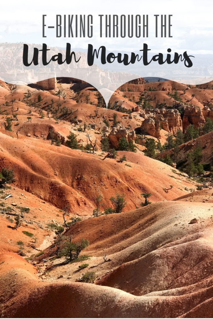 Escape Adventures: An E-Bike Tour Through the Utah Mountains
