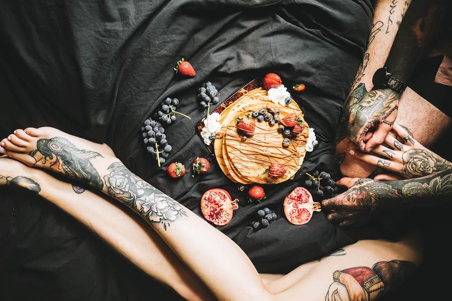 Valentine's Activities: Breakfast in Bed