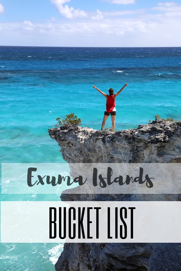 Exuma Bucket List: 17 Great Things to Do on the Prettiest Bahamas