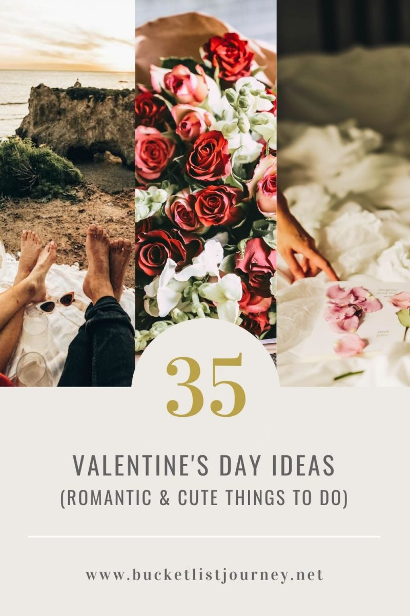 Things to Do on Valentine's Day: Romantic Ideas and Cute Activities