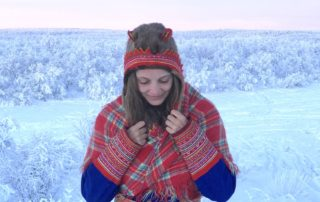 Annette White: A Unique Home Stay in Norway with Sami Reindeer Herders