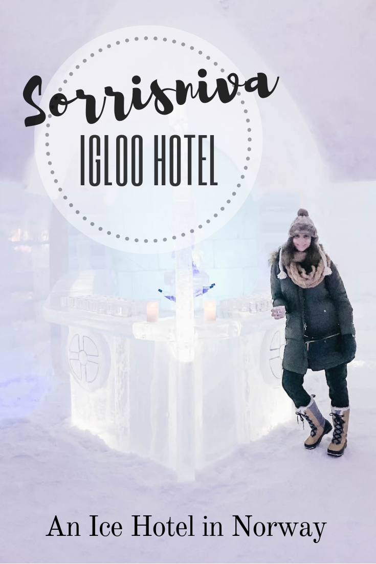 Sorrisniva Igloo Hotel: Sleeping Amongst Ice in Northern Norway | Ice Hotel Northern Norway Activities