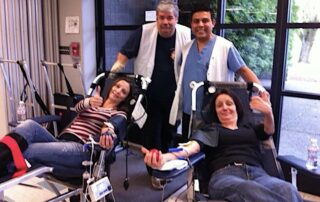 1 2   Giving Blood: What to Expect & 5 Benefits of Donating