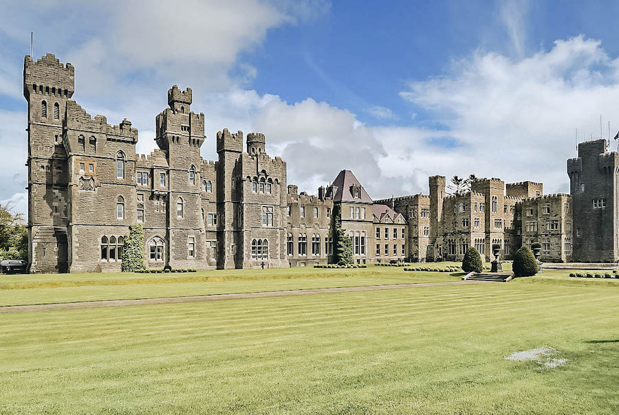 Ashford Castle: Captivating Castles in Ireland toTour or Stay on Holiday
