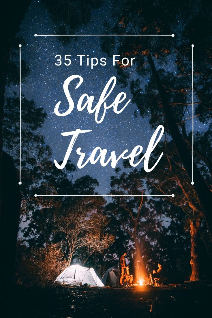 Travel Safety Tips to Know Before Your Next Trip