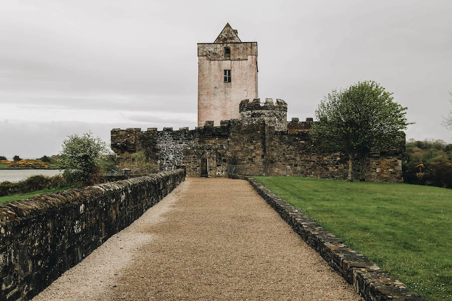 Doe Castle: Captivating Castles in Ireland toTour or Stay on Holiday