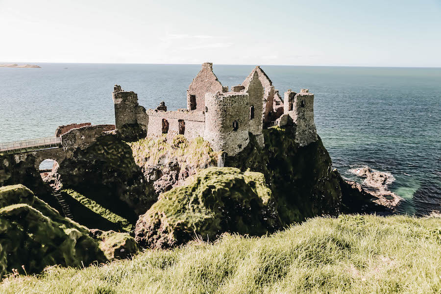 Dunluce Castle: Captivating Castles in Ireland to Tour or Stay on Holiday