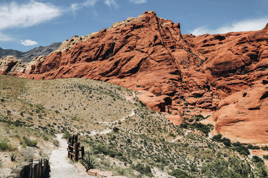Leaving Las Vegas: Southern Nevada Day Trips to the Outdoors