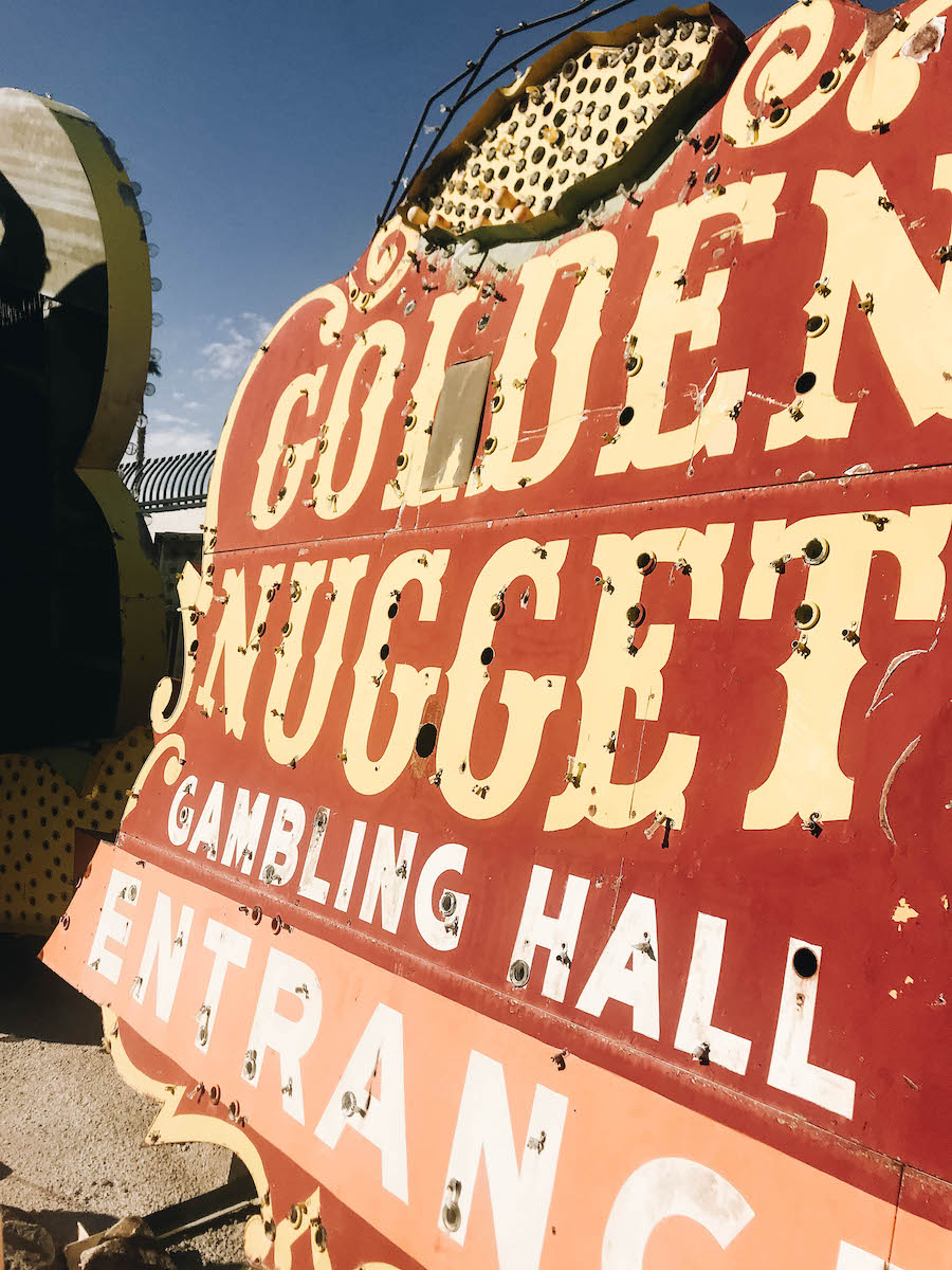 Neon Museum: Downtown Las Vegas Bucket List: Best Things to Do Off The Strip