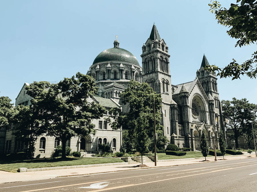 Cathedral Basilica | St. Louis Bucket List: 15 Fun Things to Do in Missouri's STL