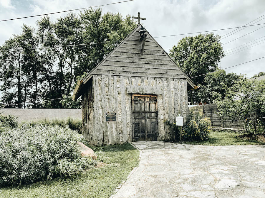 The Lost Graveyard | St. Charles Bucket List: Things to Do in Missouri's Historic Town