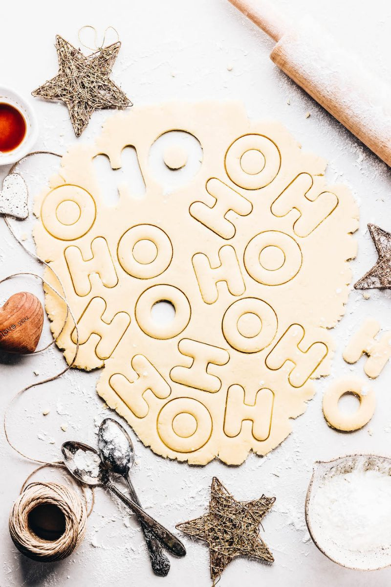 Spend the Day Baking Christmas Cookies