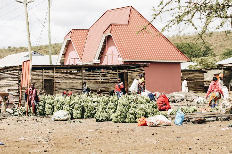 Nanja Market: African Safari in Tanzania: The Ultimate Itinerary and Tour