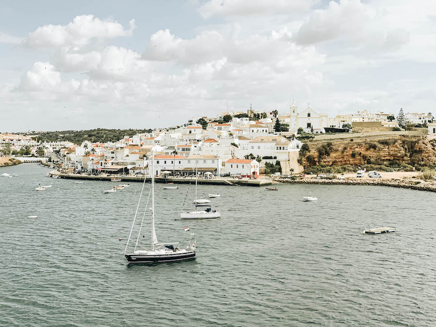 Portimao - a port on the Hanseatic Inspiration Cruise Ship