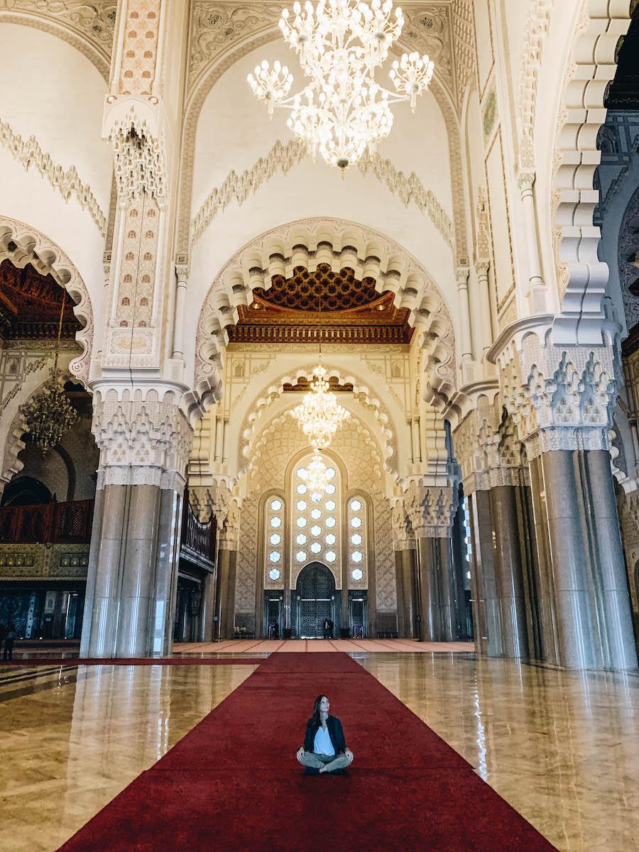 Mosque in Casablanca