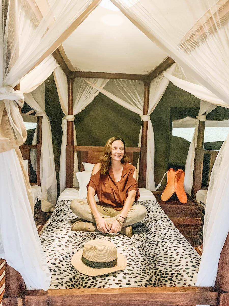 Safari Lodge: African Safari in Tanzania: The Ultimate Itinerary and Tour