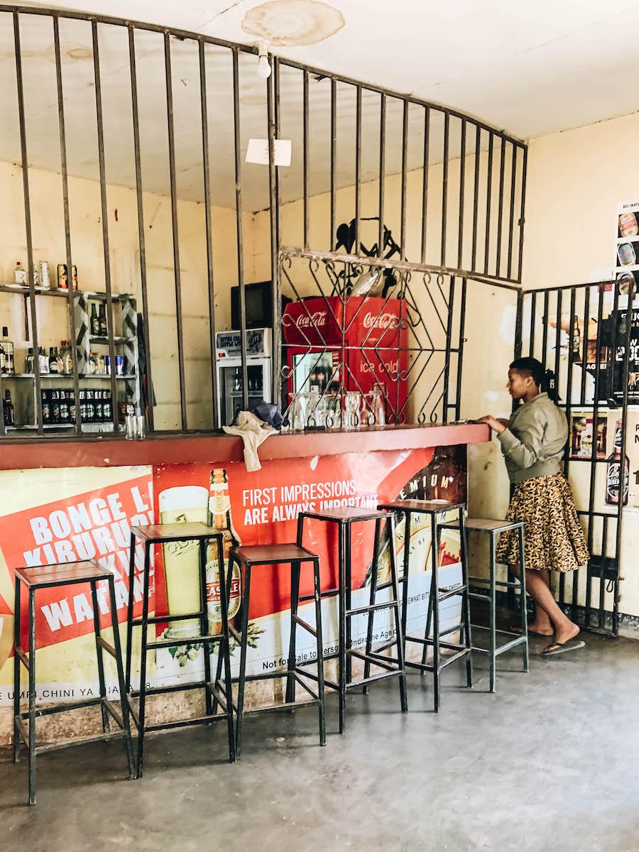 Tanzanian Bar