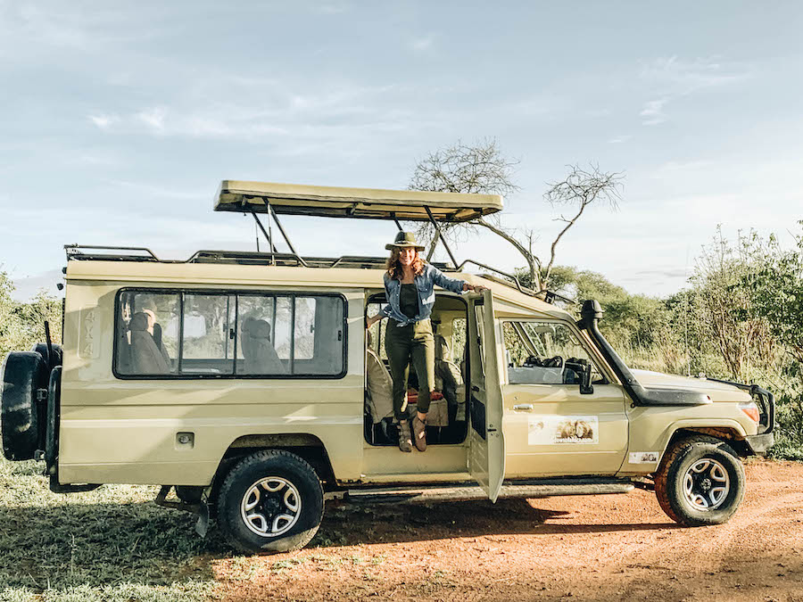 Shadows of Africa Tanzanian Safari