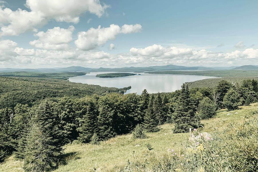 Views of Rangeley Lake