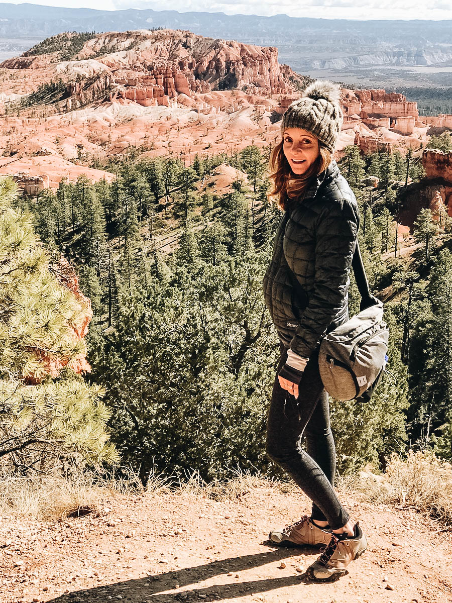 US Park List: Annette White at Bryce Canyon National Park