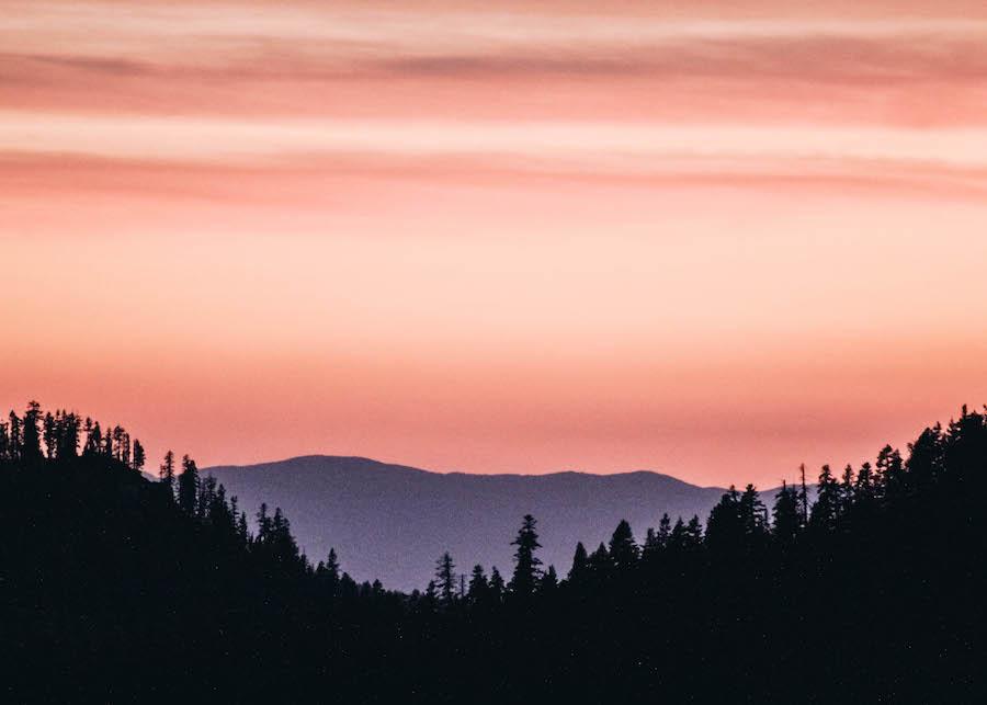 Parc national volcanique de Lassen