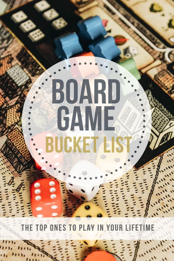 Best Board Games of All Time for Adults, Families & Anyone Who Wants to Have Fun