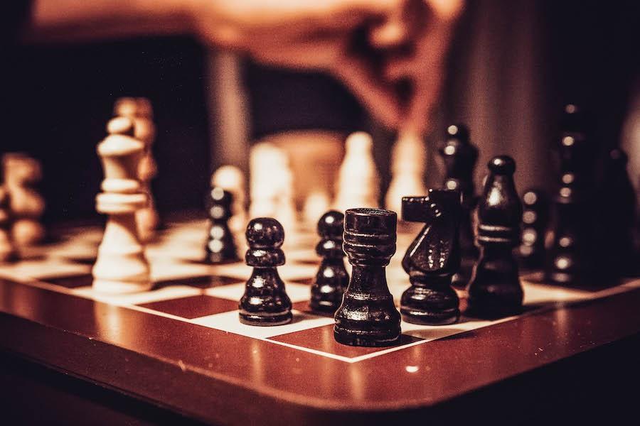 fun chess board game