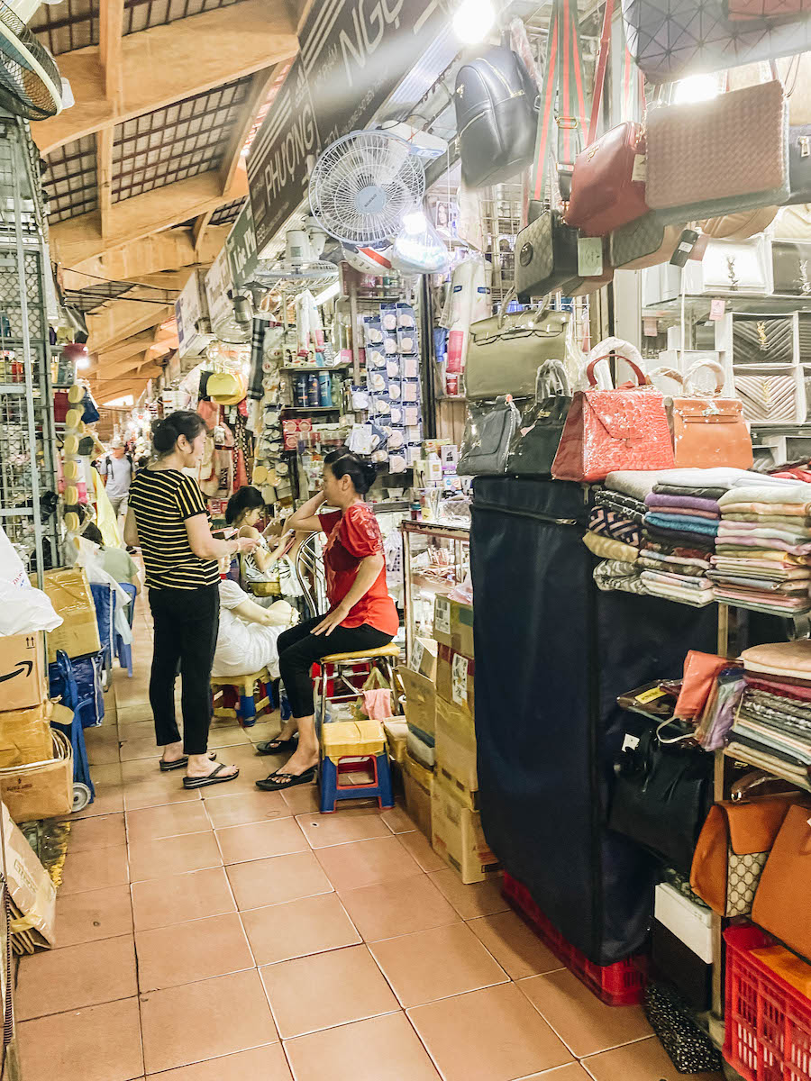Best Things to do in Ho Chi Minh: Ben Thanh Market