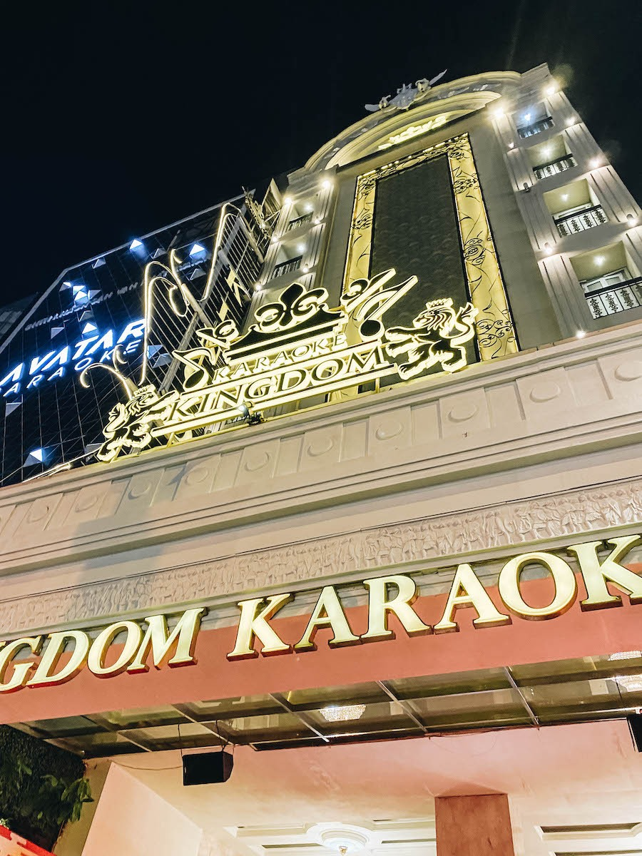 Singing Karaoke: the Best Thing to Do in Ho Chi Minh