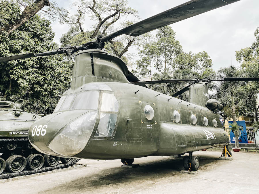 Ho Chi Minh Activities: War Remnants Museum