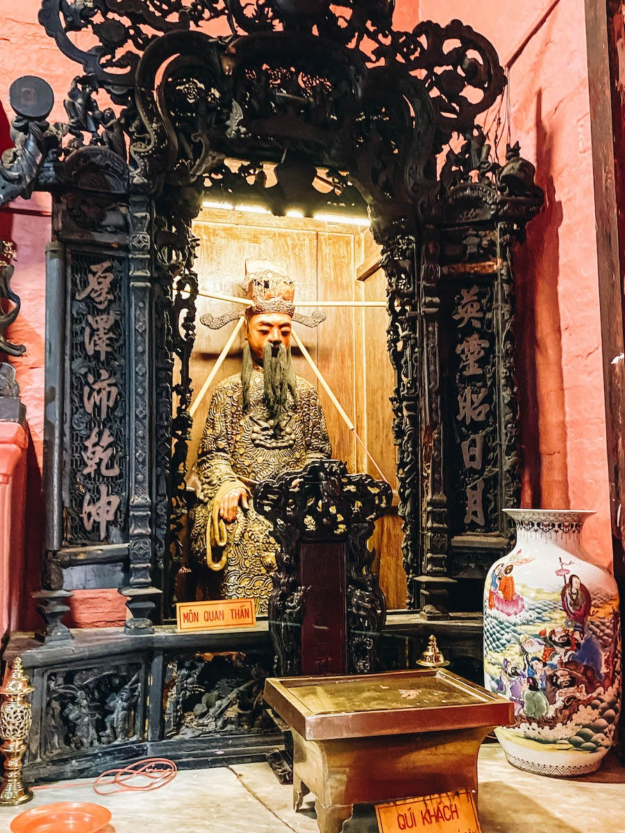 Jade Emperor Pagoda: Things to do in Ho Chi Minh