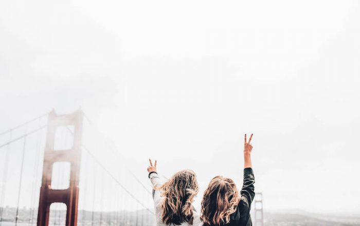 Explore a New City with Your BFF