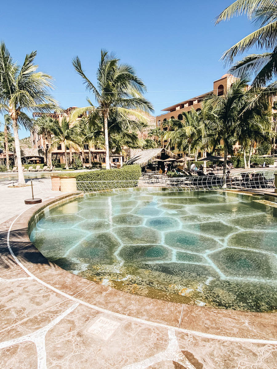The Pools at Villa Del Palmar Loreto in Loreto
