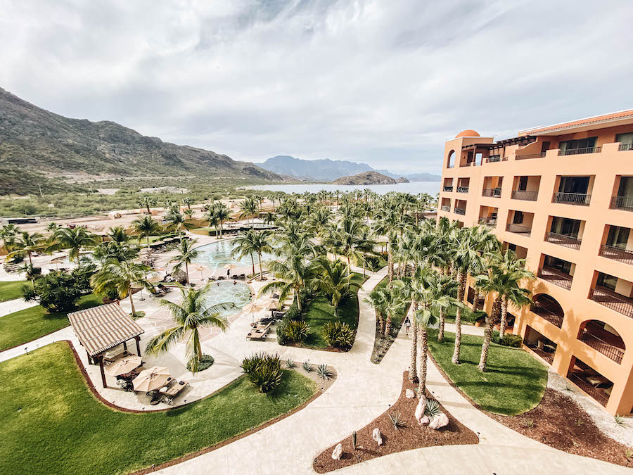 Villa del Palmar Hotel Resort in Baja California