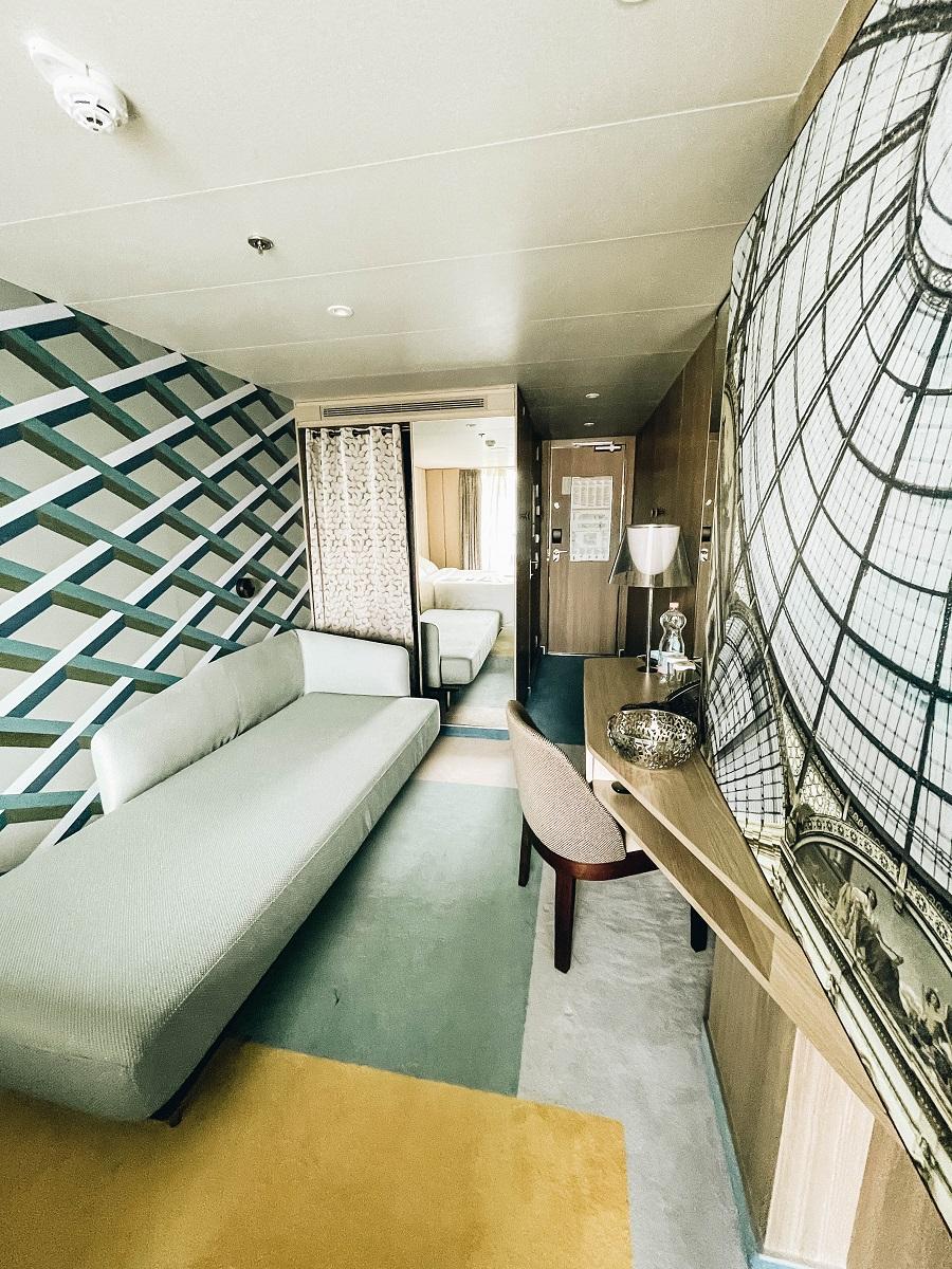 Cabins Premium Balcony Costa Smeralda Cruise Ship
